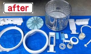 洗濯機・パンafter2