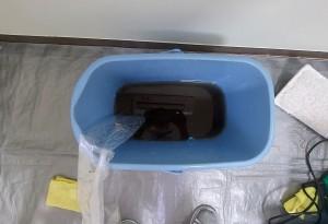 久米空室汚水