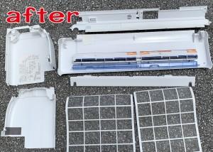 池田エアコンカバーafter2-1